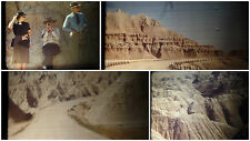 16mm Home Movie 1940 COLOR Yellowstone Falls Divide Mining Hunting Big Horn 800'