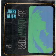 JERRY ALLEN Re-Organises LP VINYL UK Morgan 14 Track (Gmx5003) Creasing To