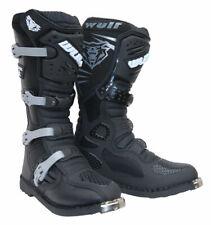 Parent Wulfsport Trackstar Boot Size 42 - 46 Motorcross Pitbike 28156 EU 43 / UK 9