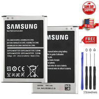 Genuine OEM EB-B500BU Battery 1900mAh For Samsung Galaxy S4 Mini i9190 I9195 New