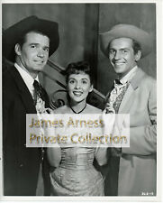 James Arness Gunsmoke Marshal Dillon James Garner Jack Kelly Maverick Photo #1