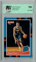 Michael Porter Jr. 2018 Donruss #RR40 1988 Rated Rookie Retro Rookie Card PGI 10