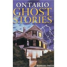 Ontario Ghost Stories Ghosts Book Canada