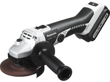 "PANASONIC EY4640 X 14.4V 4.5"" Cordless Angle Grinder w/ Handle, Bare Tool, NEW"