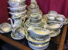 Masons Ironstone Strathmore Pottery Dinner Service Vintage Tea Set Job Lot 78Pcs