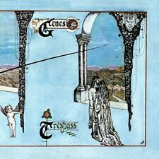 GENESIS – TRESPASS 180g VINYL LP REISSUE (NEW/SEALED)