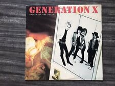 Generation X- Valley of the Dolls, Lp, 1979