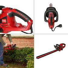 22 in. corded hedge trimmer | toro dual electric amp motor action blades cutter