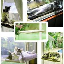 Cat Basking Window Hammock Suction Cup Perch Cushion Hanging Bed Seat Shelf
