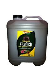 Vitarich Liquid Plant Food Concentrate 20L Roses Lawn Vegetable Fertiliser
