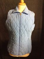 Womens ladies gilet gillet country estate waistcoat 2 colours