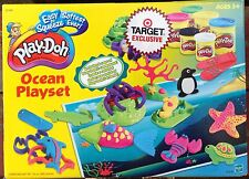 Play Doh Ocean Playset Target Exclusive NEW Rare Play-Doh