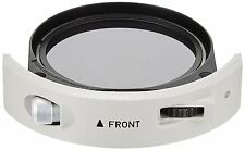 Canon Drop-In Circular Polarizing Filter PL-C 52 W II 52mm from Japan New