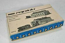 Arnold Rapido 0633B - Lokomotivschuppen Bausatz in Box - Spur N