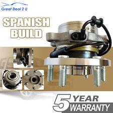 FRONT WHEEL BEARING HUB W/ABS NISSAN NAVARA 4WD D22 D40 YD25 VQ40 SPANISH 05-12