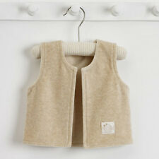 Natures Purest Spots & Stripe Gilet In Gift Bag 0-3 Months Unisex (0076A)