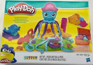 Play-Doh Cranky the Octopus - Slightly Damaged Box Or Opened Box
