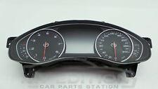 Audi A6 A7 4G Instrument Cluster Petrol Tacho Hud Mfa 300 km / H 4G8920930