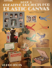 Creative projects for plastic canvas