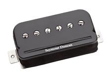 Nuevo Seymour Duncan shpr-1n P-Rails Pastilla Humbucker Guitarra DE CUELLO NEGRO