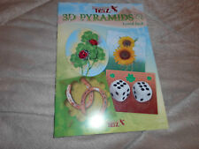 3d Buch, Good Luck, Pyramids, TBZ, A5, zum Ausschneiden Neu,3 d, #72