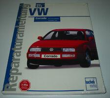 Reparaturanleitung VW Corrado G60 / G 60 Typ 53i mit G-Lader 16V ab 1989 NEU!