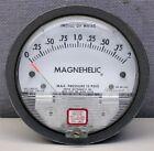 Dwyer 2002 Magnehelic 0-2.00' w.c. H2O Pressure Gauge NEW NIB Magnahelic gage