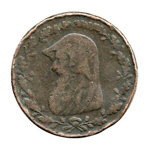 One Penny - Conder Token - Anglesey - Parys Mines Co. / Druid 1789