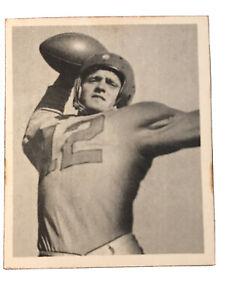 1948 Bowman Set Break # 71 Les Horvath Los Angelos Rams very nice LOOK