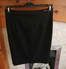 Ladies Guess Black Pencil Skirt, UK Size 12