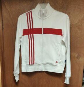 Adidas Men's FIFA World Cup Germany 2006 Soccer Track Jacket White Size Medium