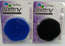 BRITTNY Silicone Shampoo Brush, Wash Massager Shower Head Hair Comb - Lot of 2