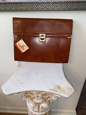 Samsill Classic Collection Chisholm Business Executive Portfolio Faux Leather