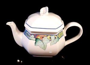 Beautiful Villeroy Boch Pasadena Large Teapot