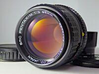 [Excellent!!] Pentax SMC Pentax-M 85mm F/2 MF Lens For K Mount from Japan JP SLR