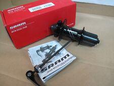 SRAM Rear Hub Disc 6 Bolts 32H MTH 406 Cycling MTB CX NEW Black 9 mm
