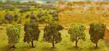 Faller 181218 5 PREMIUM DECIDUOUS TREES - Dimensions: 55mm OVP