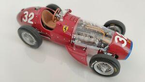 F1 Ferrari 500F2 1952 Ascari Exoto 1:18 GPC98100