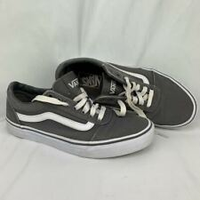 Vans Old Skool Gray Mens Size 8.0 - 500714 Euro 40.5 Good Condition Classic Look