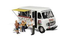 New Woodland N Truck Train Figure Ike's Ice Cream / Vehicle AutoScenes AS5338
