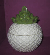 Ceramic Pineapple Dip Serving Bowl from Grasslands Road