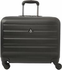 Aerolite 4 Wheel Spinner Laptop Luggage Cabin Trolley Business Office Bag Case