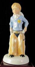 """Royal Doulton Figurine """"Stick Em Up"""" Hn2981 - """"Childhood Days"""" Collection"""