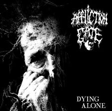AFFLICTION GATE - Dying Alone - CD - DEATH METAL