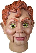 Halloween GOOSEBUMPS SLAPPY THE DUMMY Latex Deluxe Mask PRE-ORDER NEW 2017