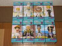 ONE PIECE WCF World Collectable Figure vol.10 the Baratie Complete JAPAN