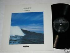 MEGABYTE powerplay LP IC Rec. GER Electronic 1987 AMBIENT
