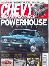 CHEVY HIGH PERFORMANCE-MARCH 2015 (NEW/LATEST ISSUE)