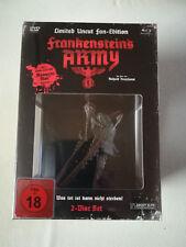 Frankensteins Army Limited Uncut Fan Edition, Blu-ray und DVD,Uncut, Neu + OVP