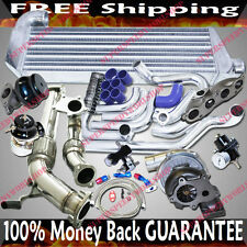 Turbo Kits T3/T4 Turbo for 02-06 Acura RSX Type-S Coupe 2D DOHC 2.0 ONLY FOR DC5